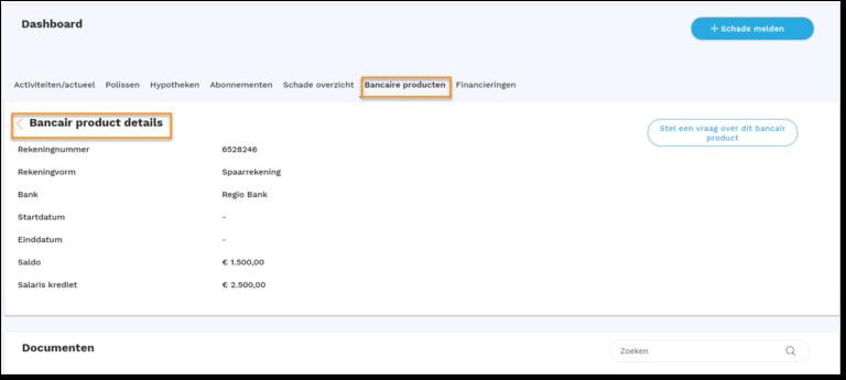 bancair product details site
